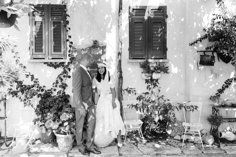 Verezzi Ligurian Riviera Wedding