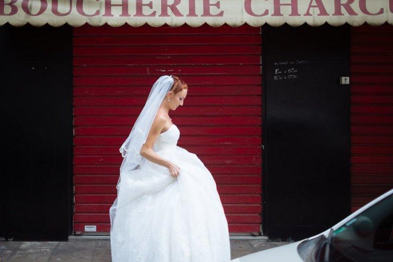 Bride Nice