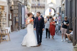 Cortona Street Wedding Photographer
