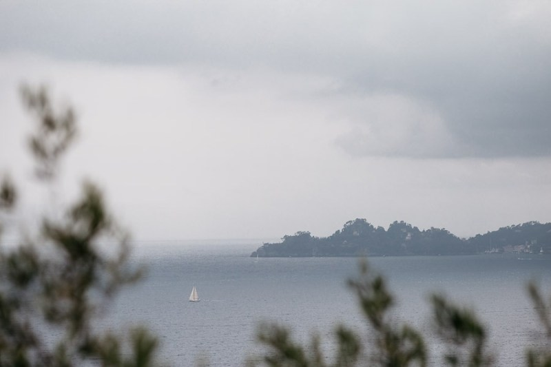 Zoagli Ligurian Sea