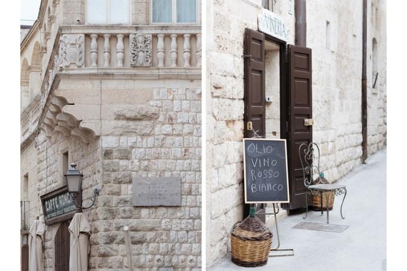 apulia altamura oil wine main street caffe ronchi