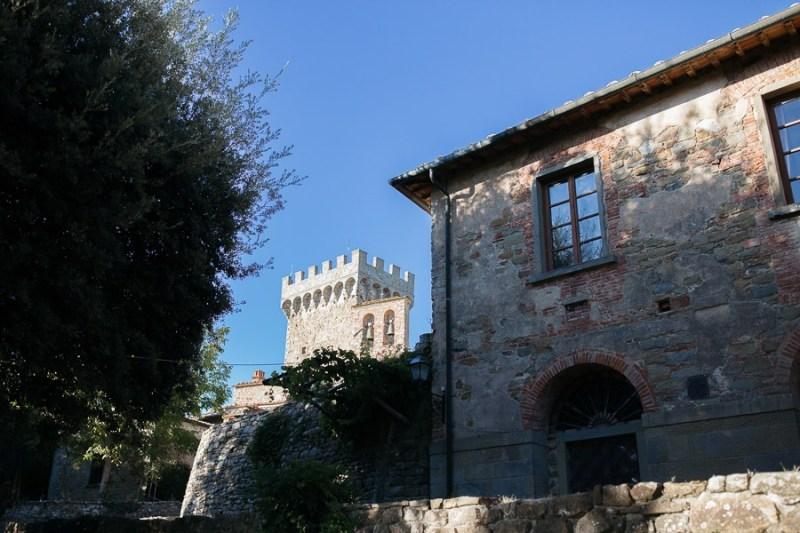 Destination Wedding Photographer Tuscany Castle of Gargonza Monte San Savino