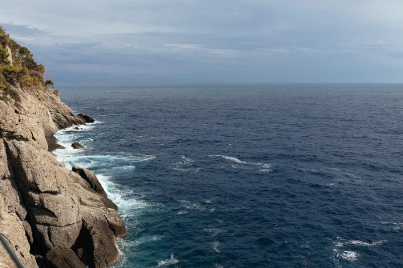 Portofino Cliffs Mediterranenan Sea Luca Vieri Wedding Photographer