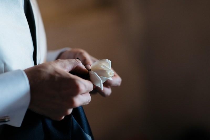 Groom hands Portofino Luca Vieri Wedding Photography