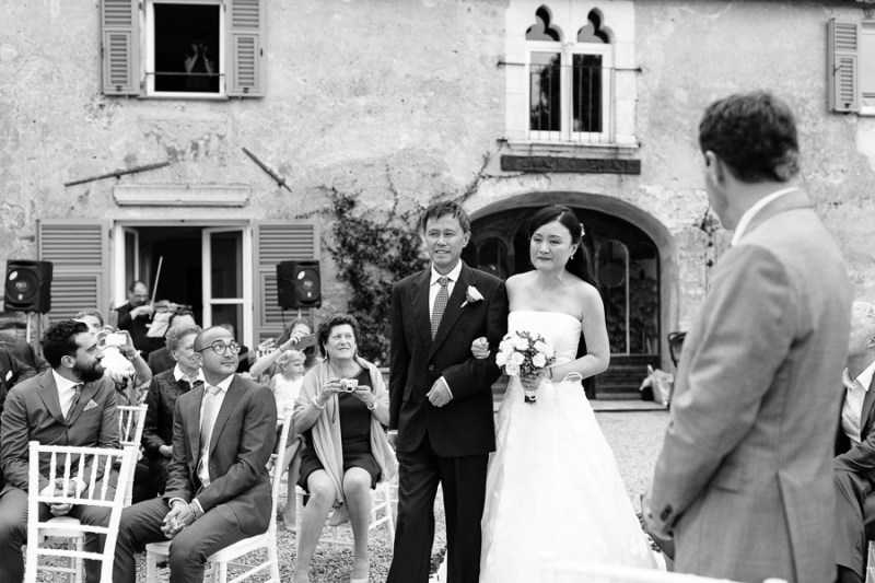 Wedding Photographer Portofino Castello Brown