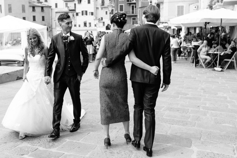 Wedding day Camogli Ligurian Riviera  Luca Vieri Wedding Photographer