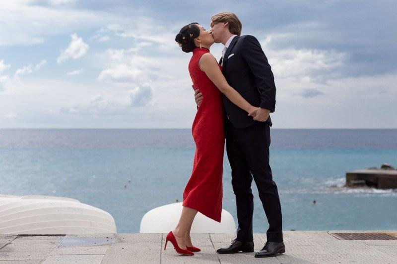 Camogli Wedding Photographer Luca Vieri Wedding Photography Gulf of Tigullio