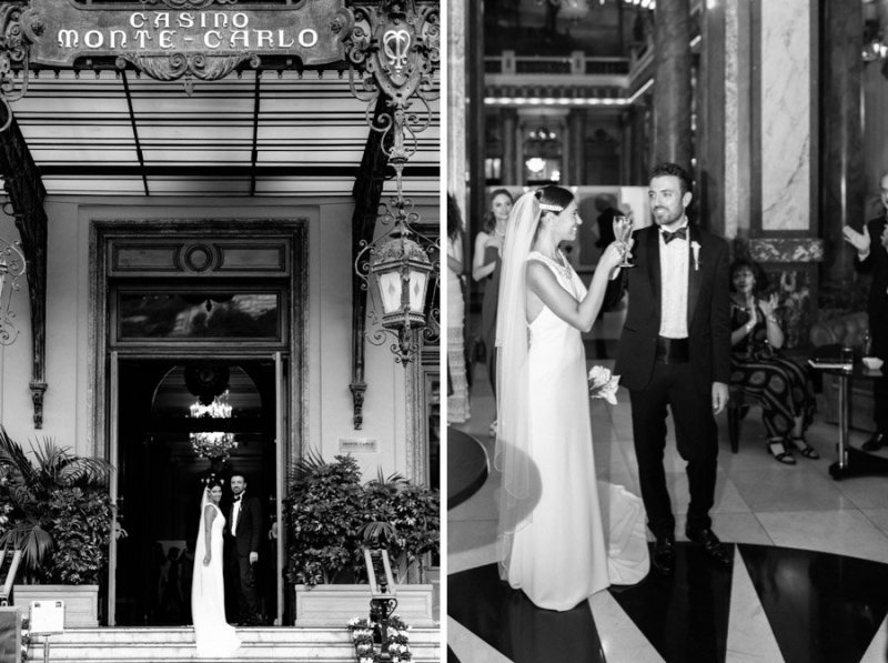 Casino Monte-Carlo Wedding