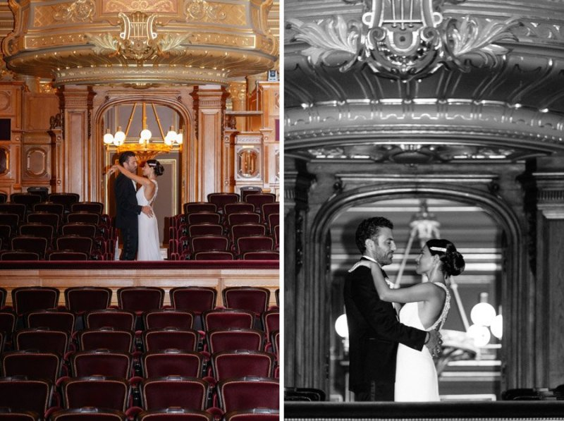 Just Married Monte-Carlo Opera