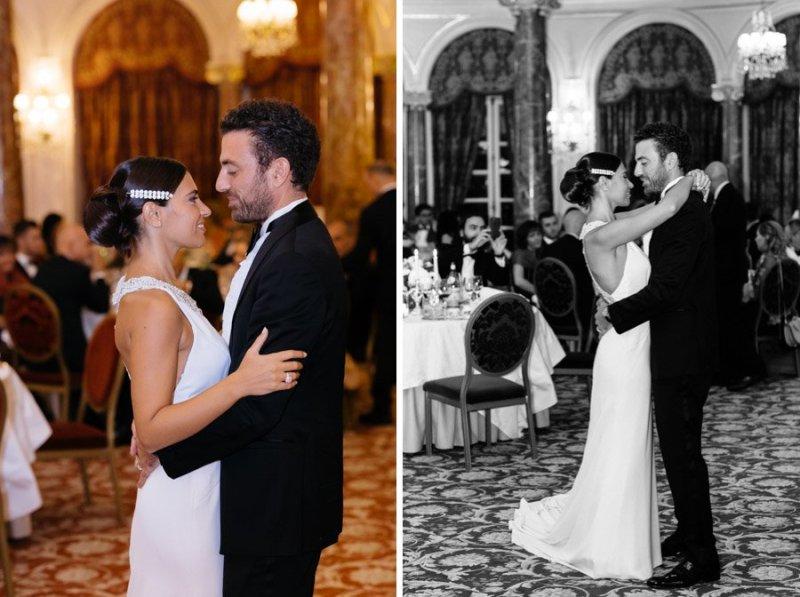 Hotel Hermitage Wedding dances