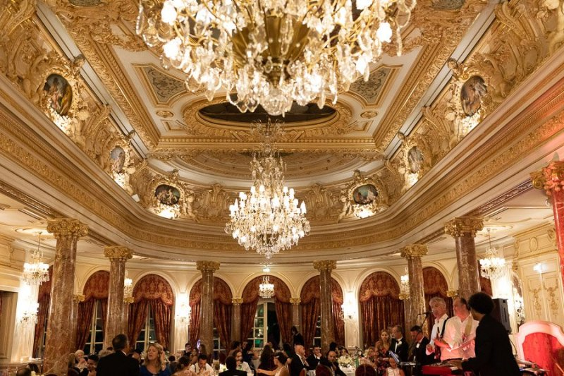 Hotel Hermitage Wedding