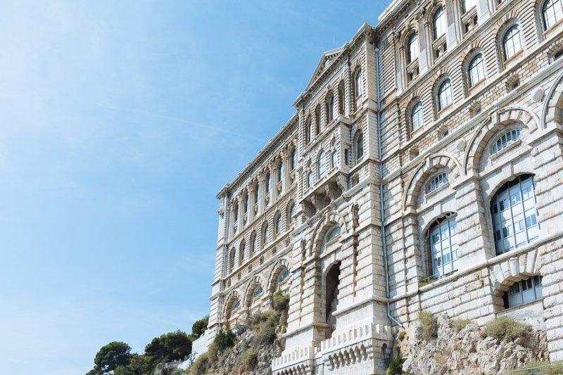 Institut Océanographique Monaco Wedding