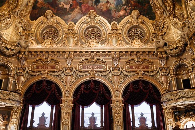 Opera Casino Monte-Carlo Wedding