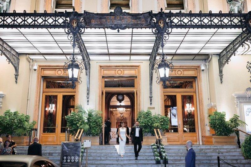Casino de Monte-Carlo wedding