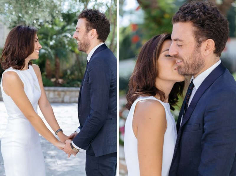 Portraits Marriage in Monaco