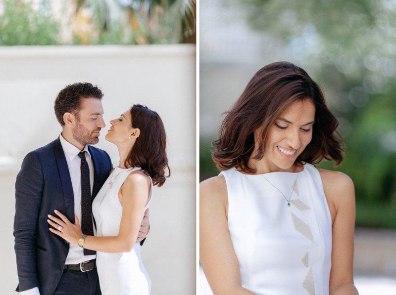 Mariage in Monaco Portrait