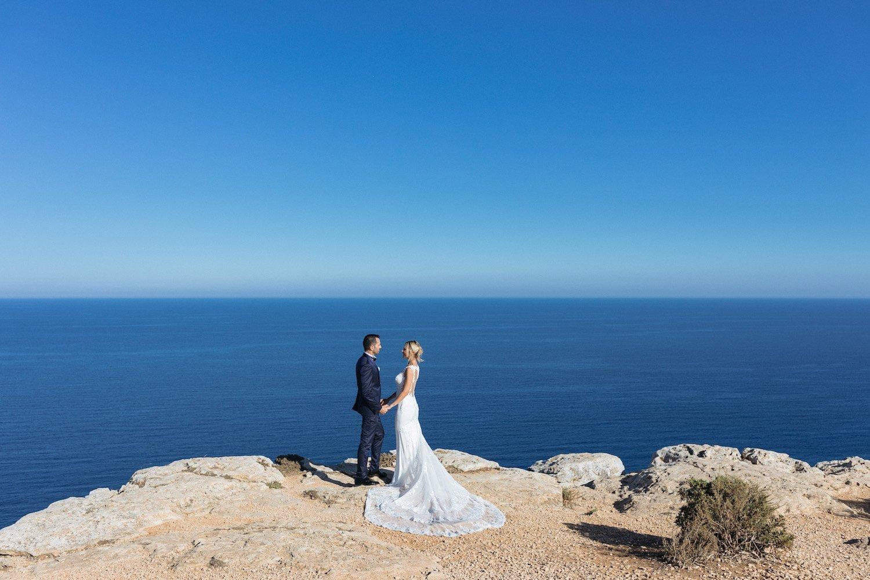 Formentera Wedding Es Moli de Sal Luca Vieri