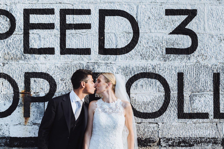 The Harbour Wedding