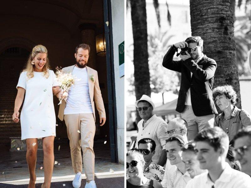 Matrimonio ad Ajaccio Corsica