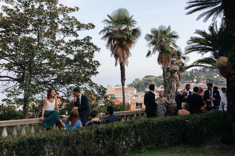 Villa Durazzo Garden