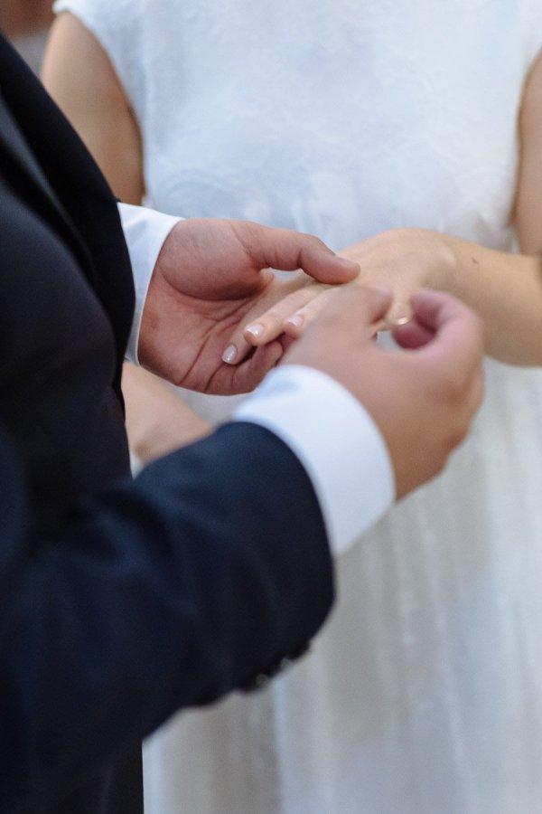 Wedding day in Santa Margherita