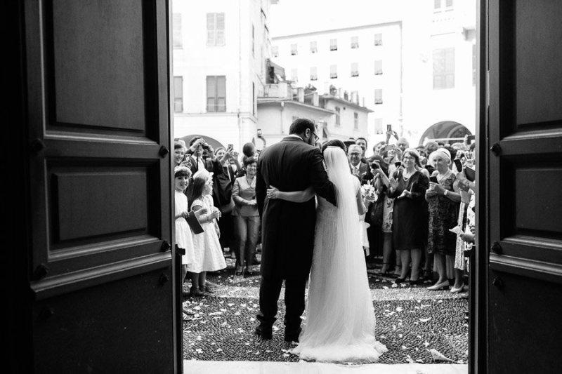 Wedding day in Santa Margherita Ligure