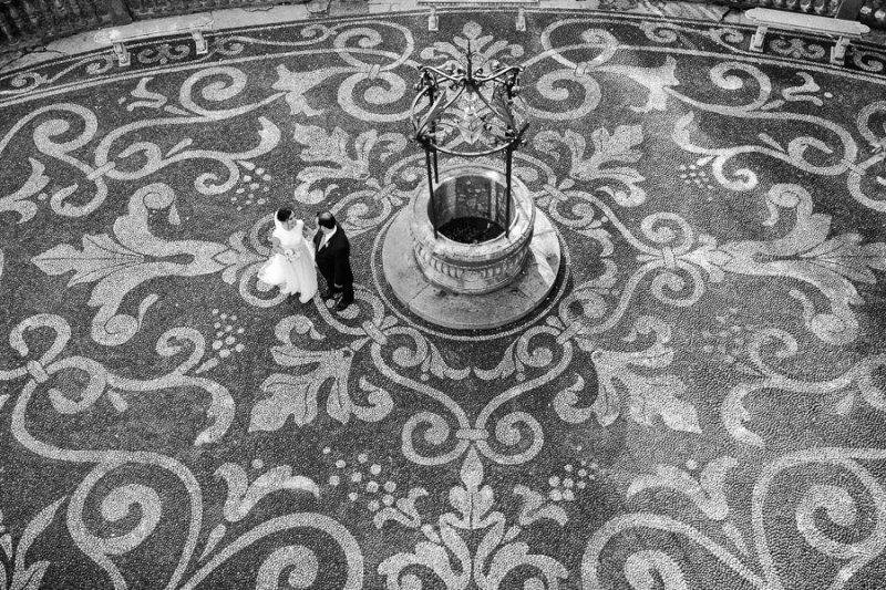 Floor Villa Durazzo Ligurian Riviera
