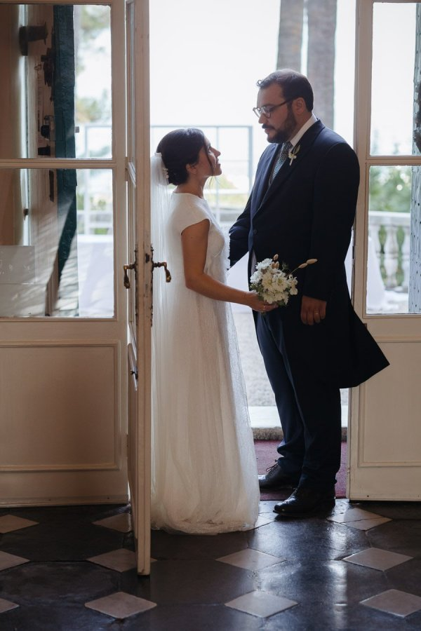 Wedding day Villa Durazzo