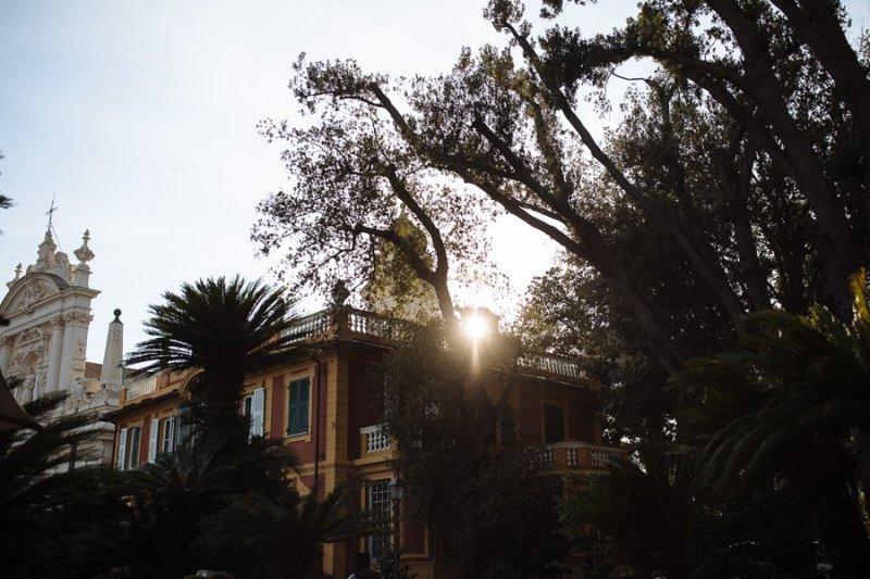 Ligurian Garden Villa Durazzo