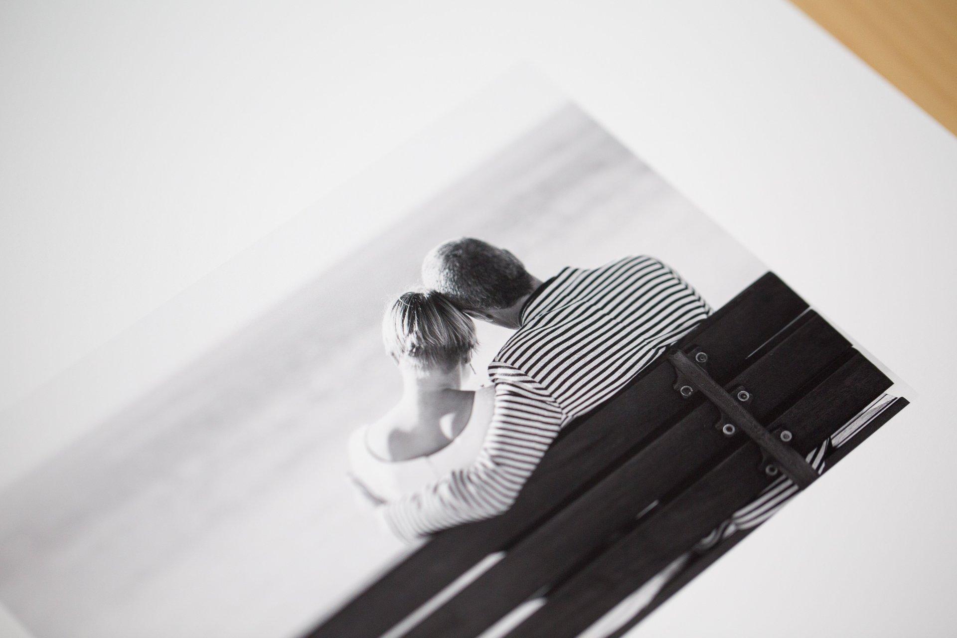 Wedding Photo Paper