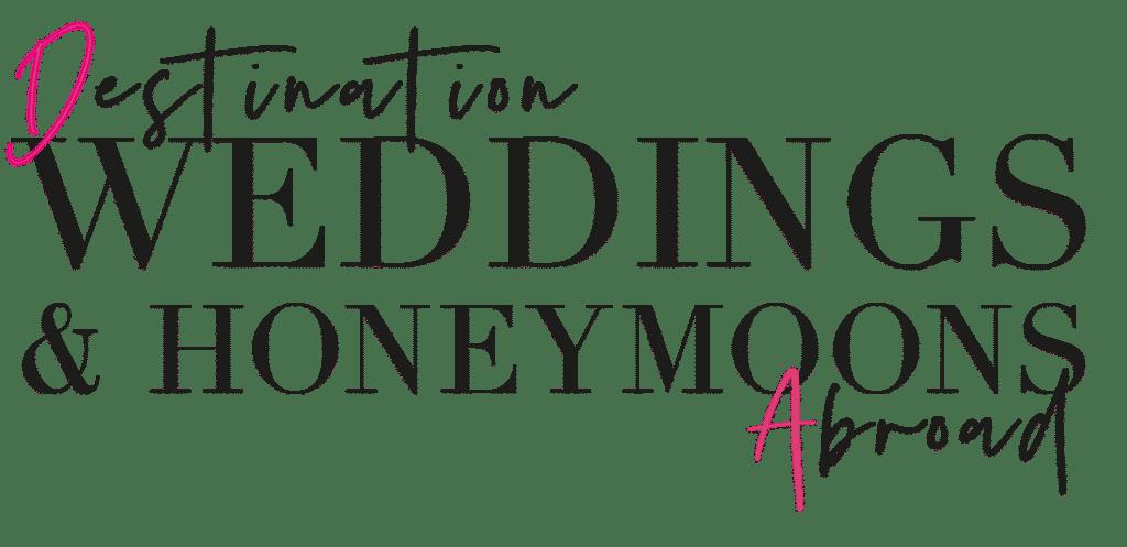 Visto su Destination Weddings & Honeymoons Abroad