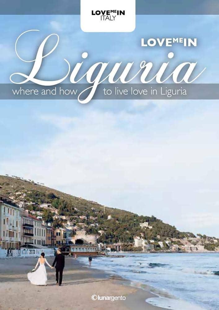 Copertina guida Love Me in Liguria