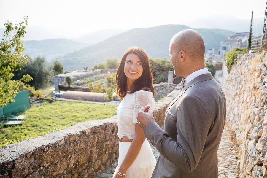 Fotografia di Matrimonio Luca Vieri Liguria