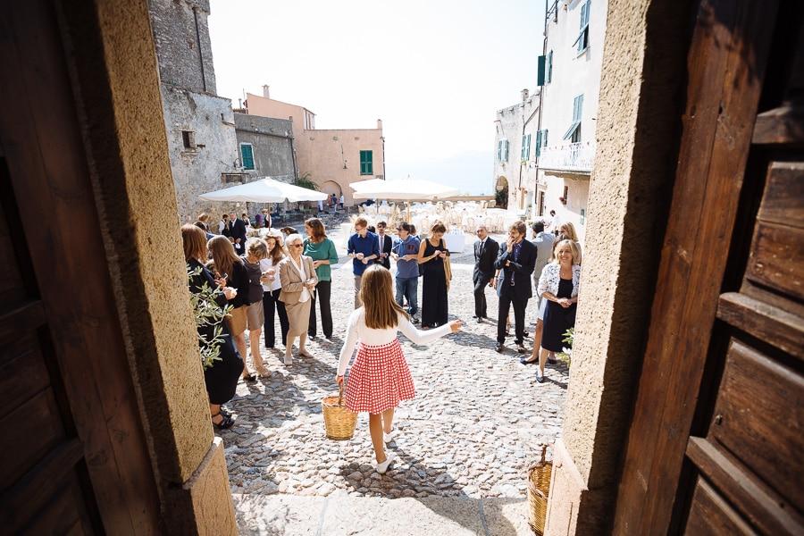 Matrimonio a Verezzi Liguria