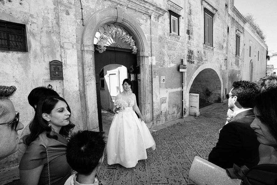 Sposa Matera Sassi