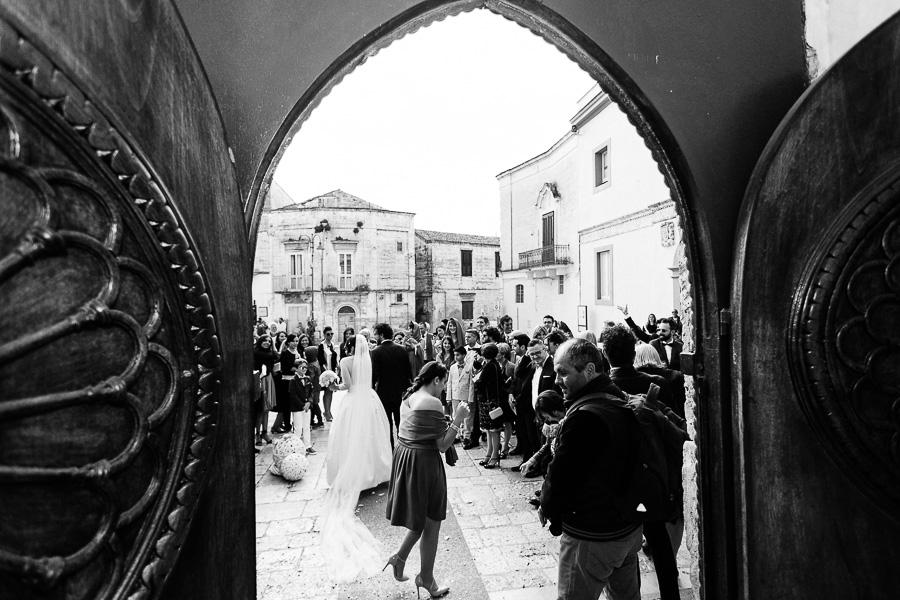Matrimonio Chiesa di San Giovanni Battista, Matera