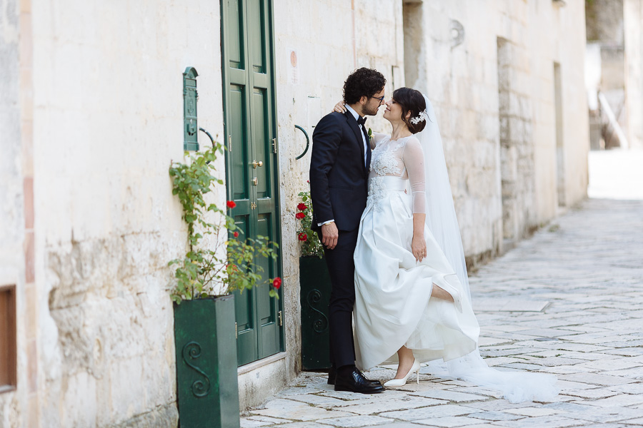 Foto Sposi Sassi Matera Luca Vieri fotografo Matrimonio