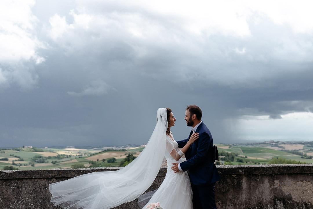 Temporale Matrimonio in Piemonte Luca Vieri fotografo