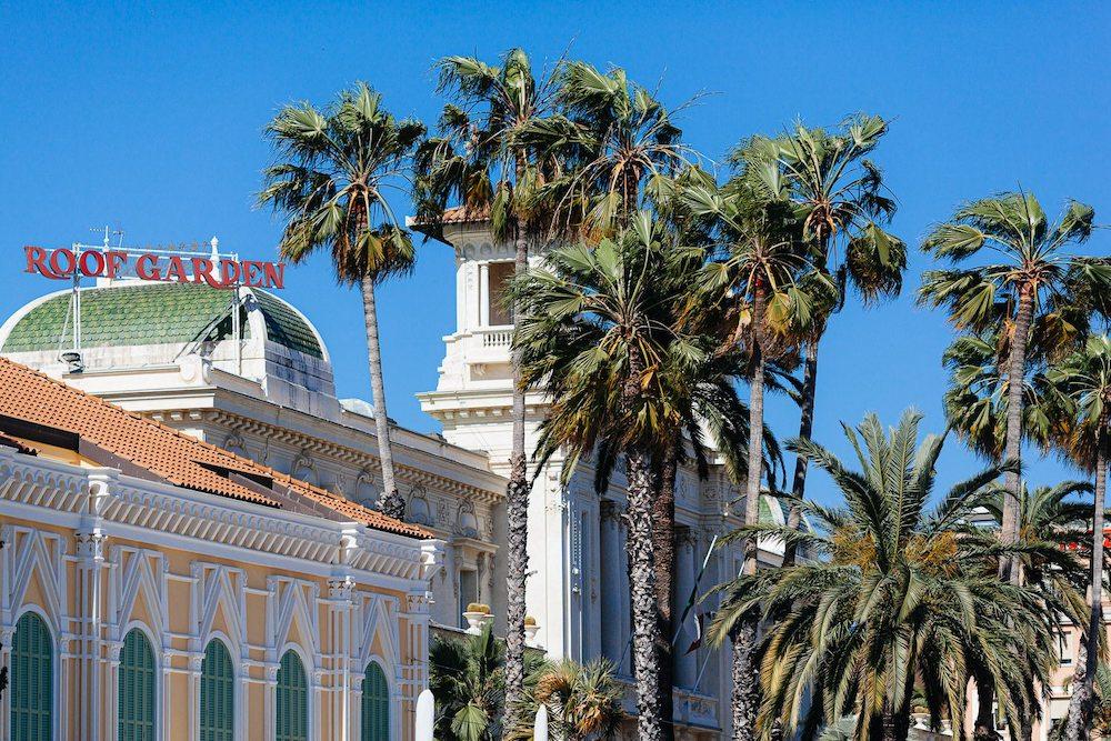 Casino di Sanremo Luca Vieri fotografo