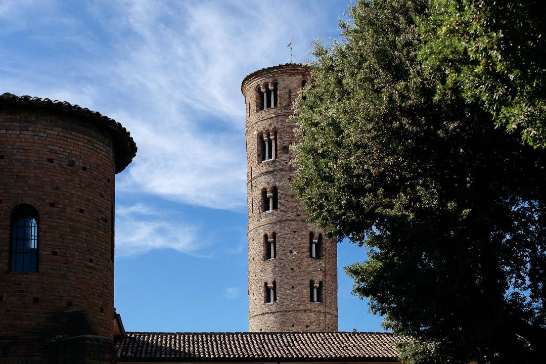 Basilica of Sant'Apollinare Nuovo Ravenna Luca Vieri Studio
