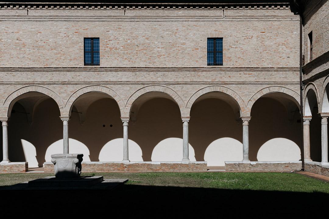 Franciscan Cloisters Ravenna