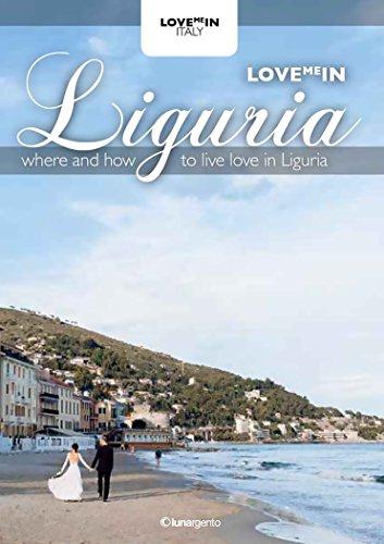 Ebook Love Me in Liguria Luca Vieri photography