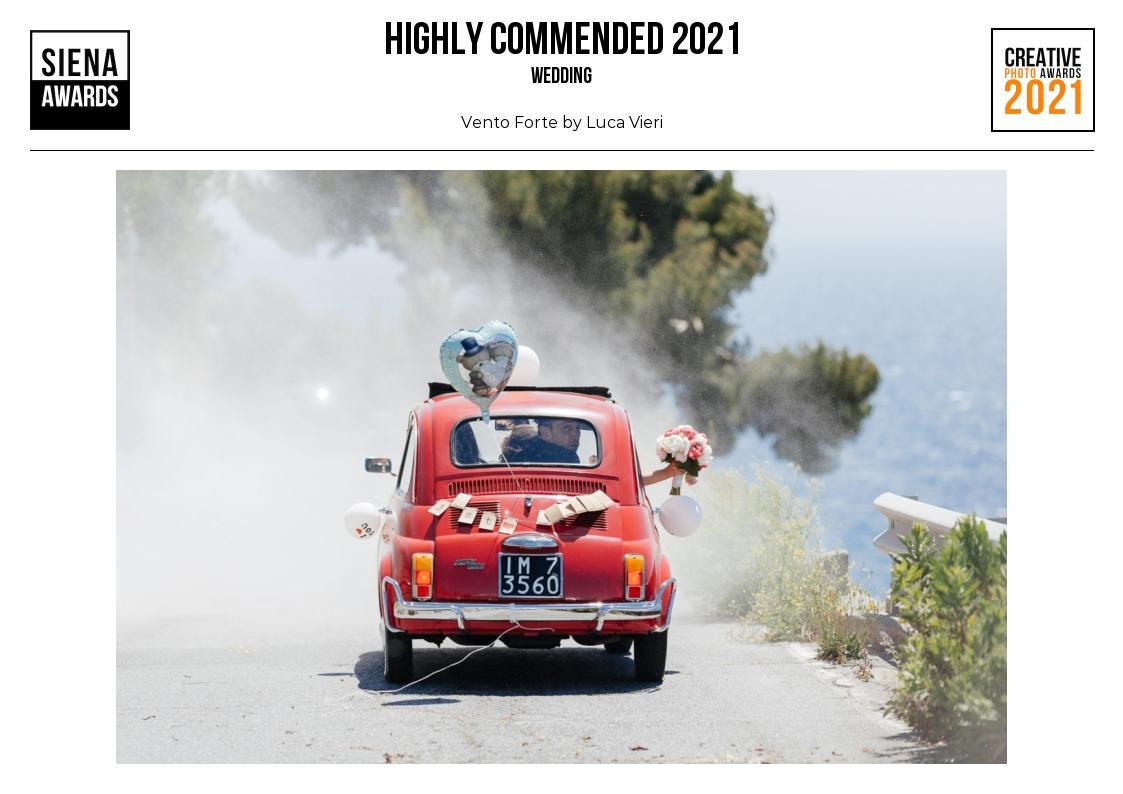 Siena Awards 2021 Wedding Luca Vieri Photography