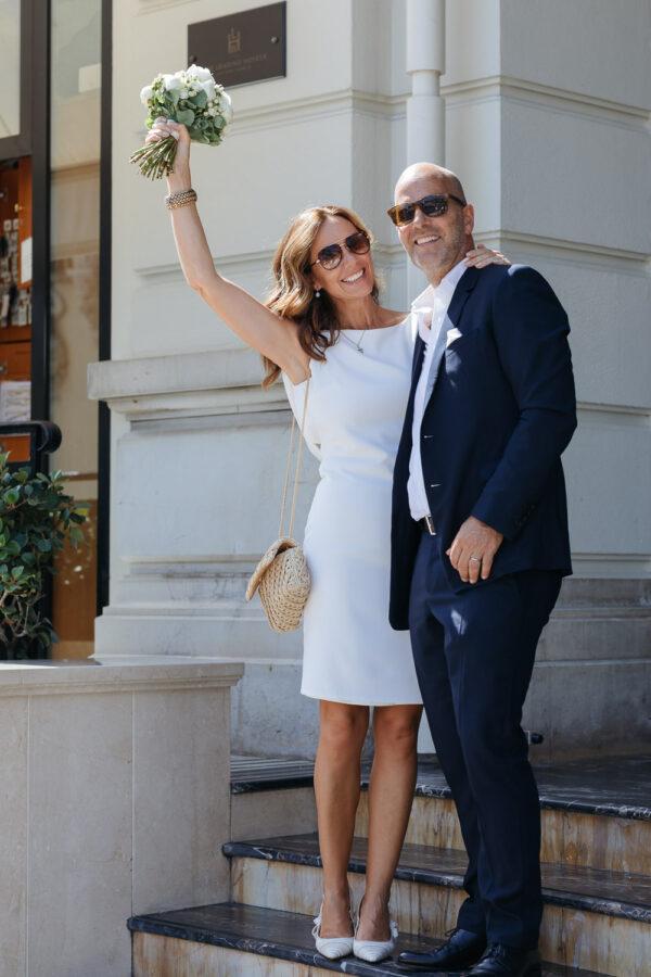 Hotel de Paris Wedding Montecarlo Luc Vieri Photography